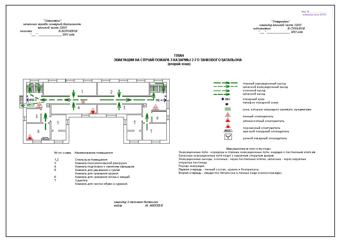 схема пожарной эвакуации план эвакуации в лагере